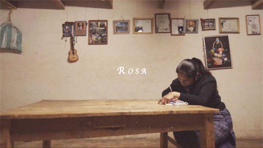 Rosa. Sa vie, ses hauts, ses bas, ses combats