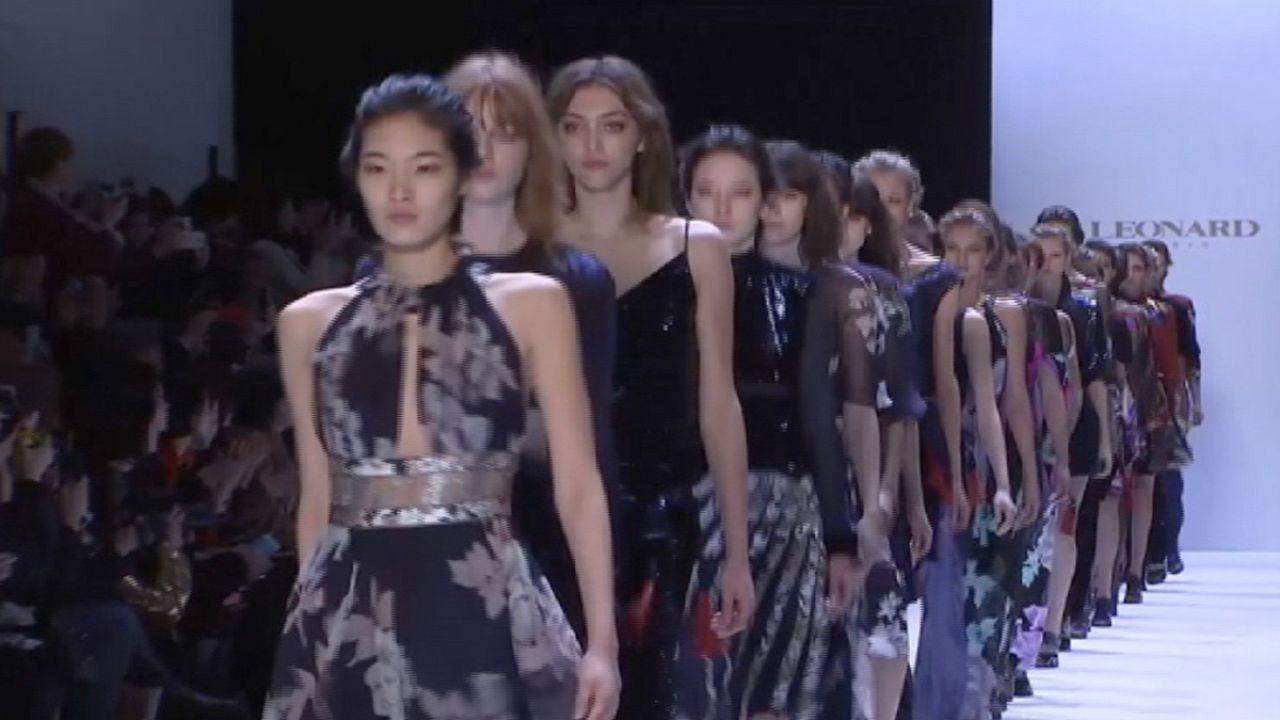 Vivienne Westwood pays homage to designer husband in Paris