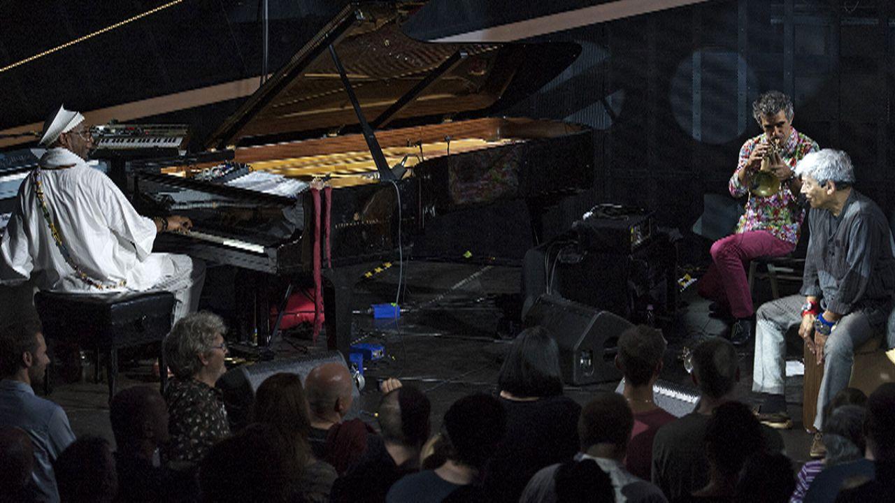 Nemzetközi dzsesszfesztivál Budapesten