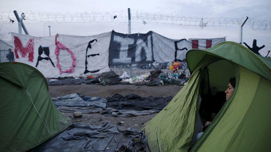El ACNUR tacha de ilegal el principo de acuerdo entre la UE y Turquía sobre el retorno de refugiados