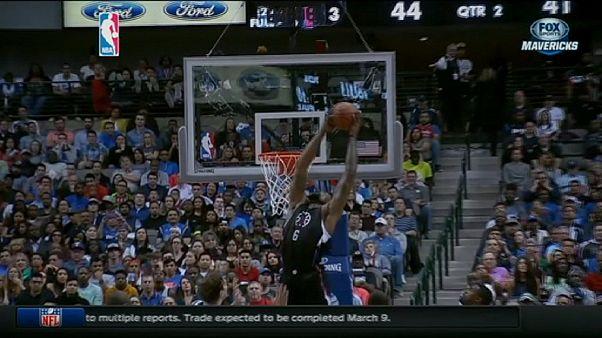 NBA: LA Clippers derrotam Dallas Mavericks