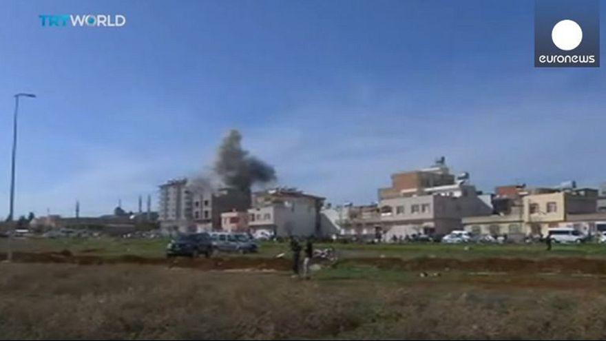 Türkei: Zwei Menschen sterben nach Raketenbeschuss aus Syrien