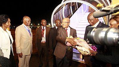 Jacob Zuma tente le rapprochement avec le Nigeria