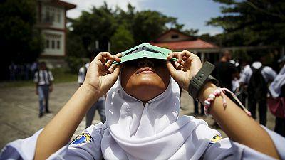 L'Indonésie aux premières loges pour une éclipse solaire