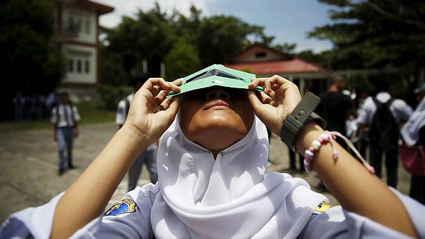 Indonesia set to see a rare total solar eclipse on Wednesday