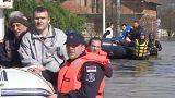 Serbia: massima allerta per le esondazioni