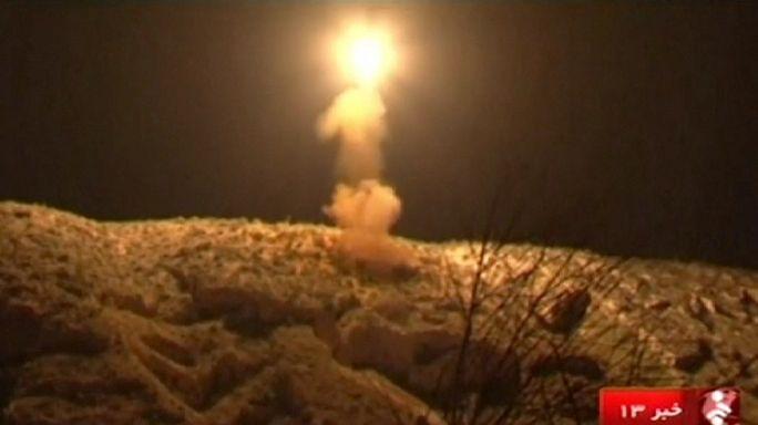 США обеспокоены испытаниями иранских баллистических ракет