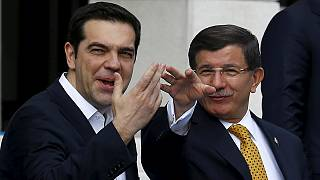 Turkey and Greece share perspective on migrant crisis