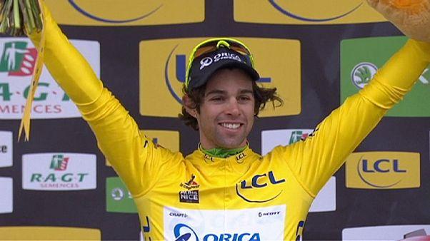 """Ciclismo: Matthews """"encostado"""" e vence 2ª etapa do Paris-Nice"""