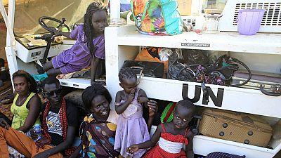 Les réfugiés sud-soudanais s'installent en RDC