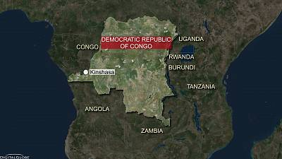 DR Congo: 2 dead, 5 missing after mine collapse