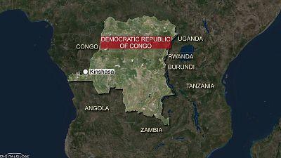 RDC : 2 morts et 5 disparus dans l'écroulement d'une mine