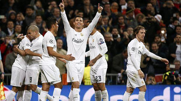 دوري أبطال أوروبا: الريال يتأهل للربع النهائي... و فولفسبورغ يتأهل لأول مرة في تاريخه