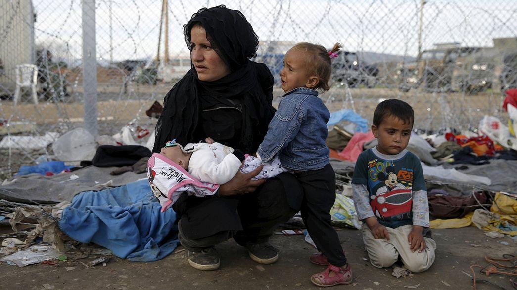 Críticas mundiales al preacuerdo de Bruselas y Ankara para expulsar a los refugiados