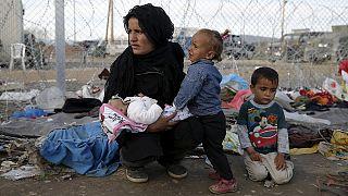 الأمم المتحدة منشغلة بشأن مشروع إعادة المهاجرين في اليونان إلى تركيا