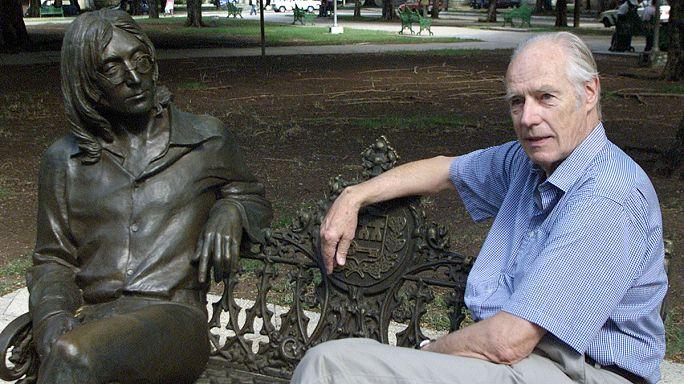 Meghalt George Martin, a Beatles producere