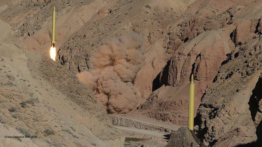 Iran threatens Israel with new missile tests