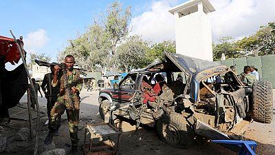 Somalie: au moins trois policiers tués dans l'explosion d'une voiture piégée
