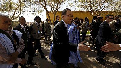 Sahara occidental : les propos de Ban Ki-moon scandalisent Rabat