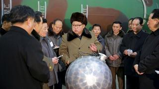 La Corée du Nord affirme avoir réussi à miniaturiser des têtes thermonucléaires