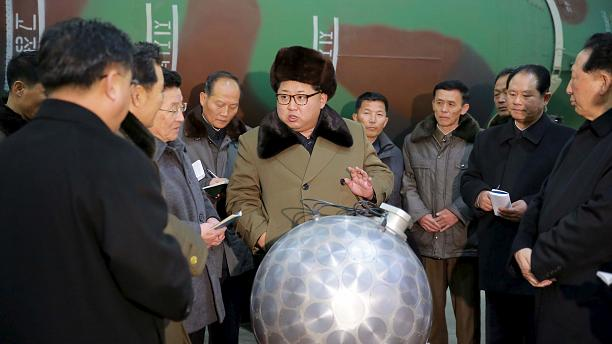 North Korea claims it has miniature nuclear warheads to place on ballistic missiles