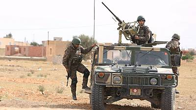 Tunisian forces kill seven suspected terrorists