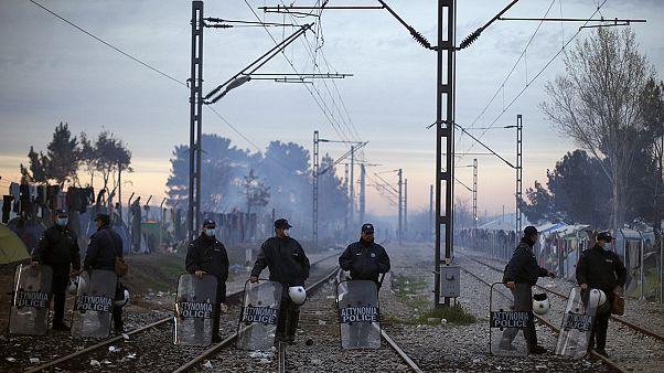 El efecto dominó sella a cal y canto la ruta de los Balcanes