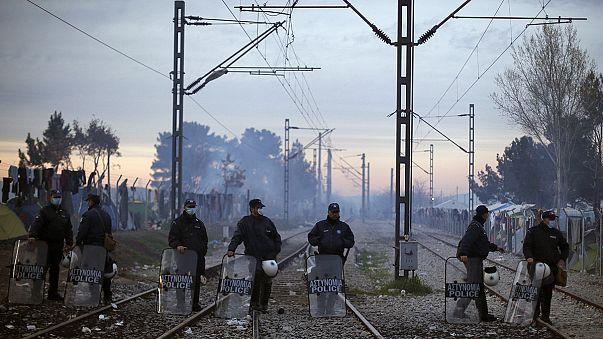 Crise des migrants : la route des Balkans fermée