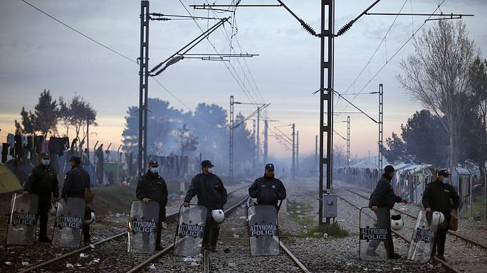 Beefed up border controls 'shut down' Balkan migrant route