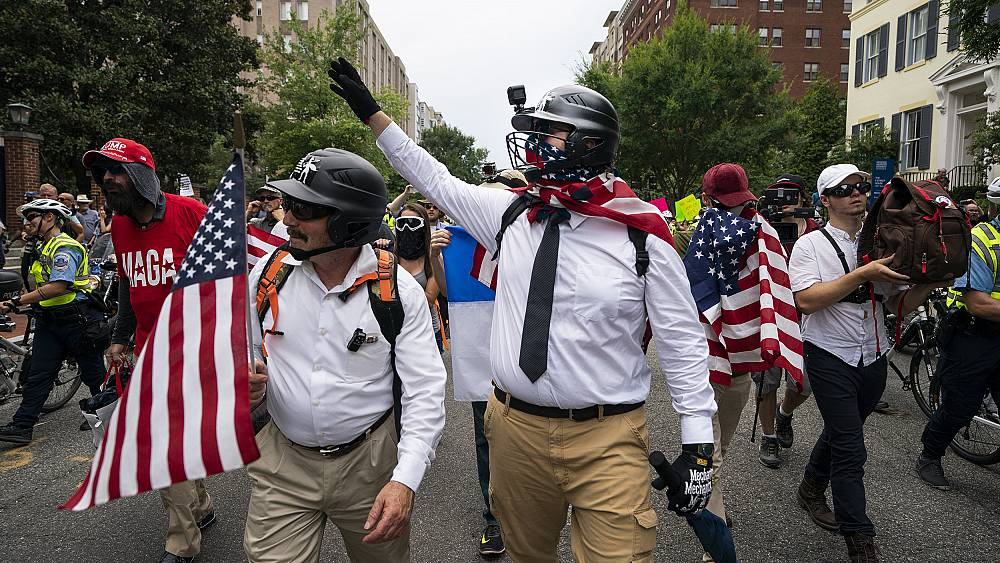 I was a violent white supremacist. I found a way out — and others can too | View