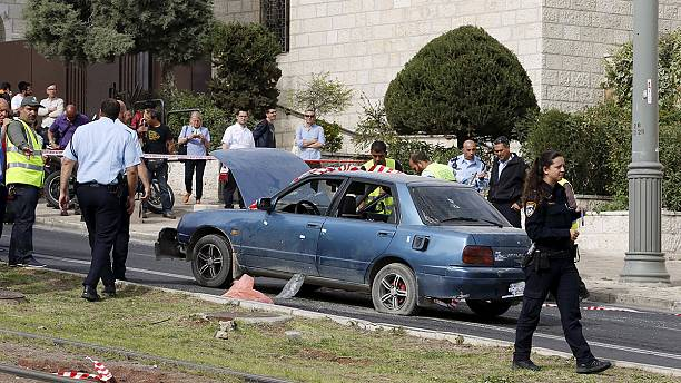Palestinians open fire on traffic in Jerusalem as series of attacks continue