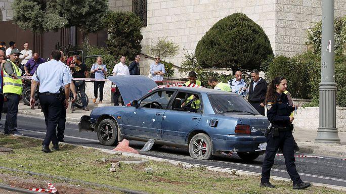 Волна терактов в Израиле и Палестине