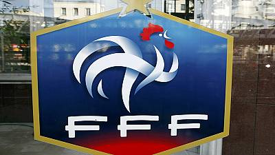 French Football Federation raided in Swiss probe against Blatter