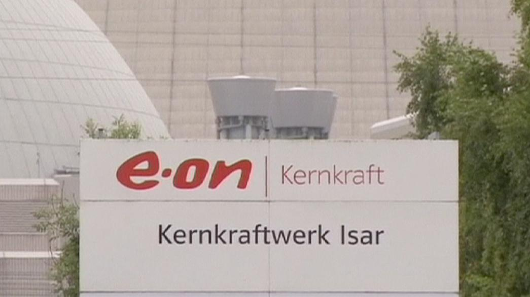 Almanya'nın en büyük elektrik üreticisi E.ON 7 milyar euro zarar etti