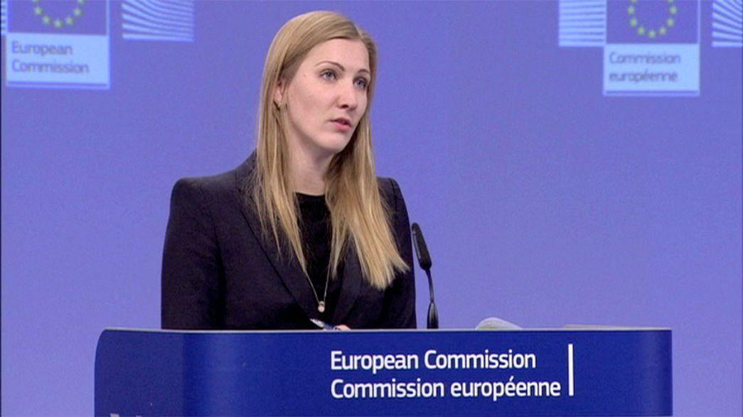 Las instituciones europeas reaccionan al cierre de la ruta balcánica