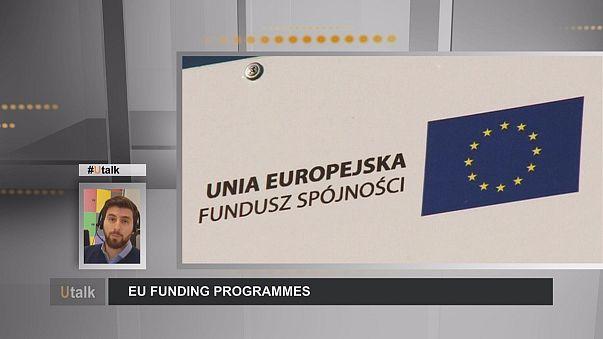 كيفية الحصول على تمويل من الاتحاد الأوروبي؟