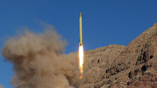 "Anger as Iran tests two more ballistic missiles ""capable of hitting Israel"""