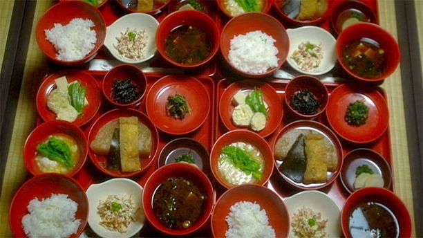 Shojin-Ryori, comida de devoción