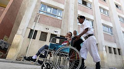 Egypt: NGO enhancing skills and mobility of physically challenged persons