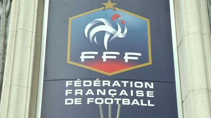 الشرطة الفرنسية تداهم مقر الاتحاد الفرنسي لكرة القدم