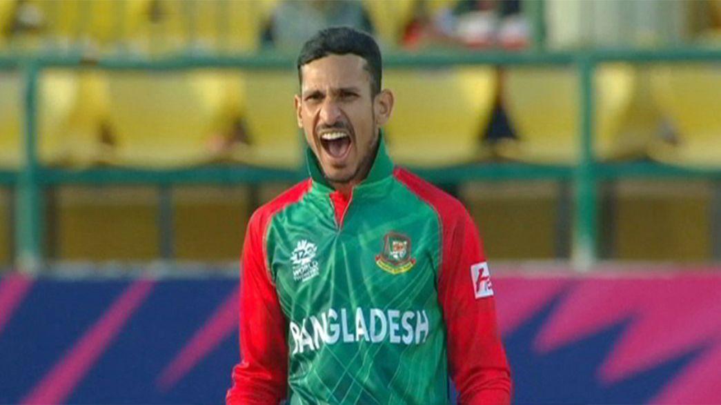 Bangladesh se impone a los Países Bajos en la Copa Mundial de Críquet T20