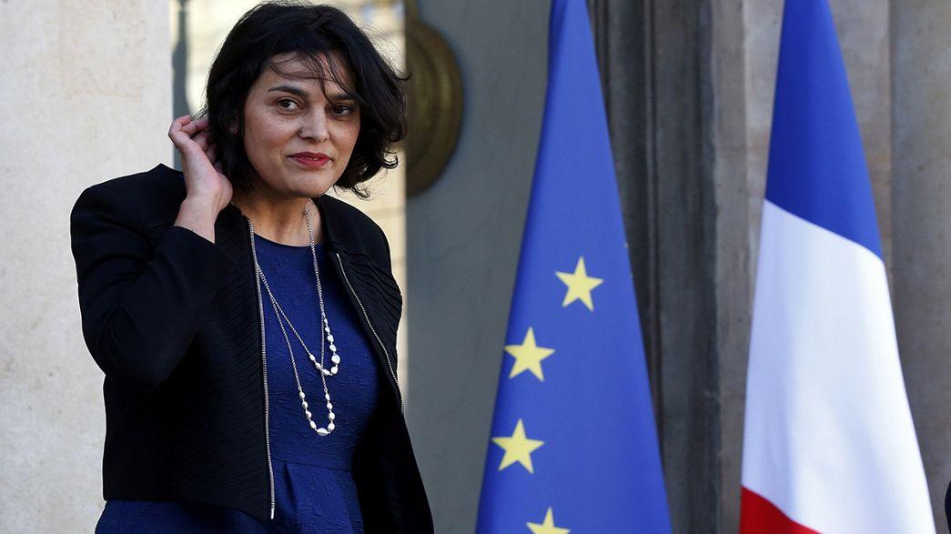 La reforma laboral, un nuevo frente para el Gobierno socialista francés