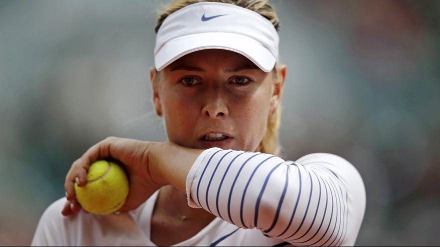 Sharapova, un cas isolé?