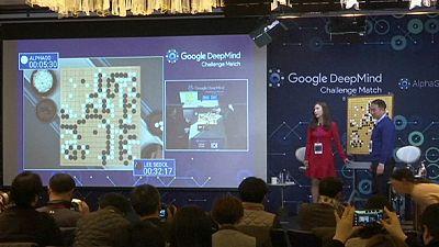 Le champion du monde de jeu de Go battu par un ordinateur