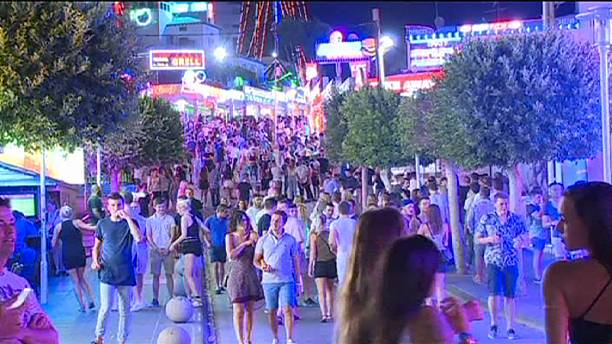 Alcohol ban hits Spanish resort island of Mallorca