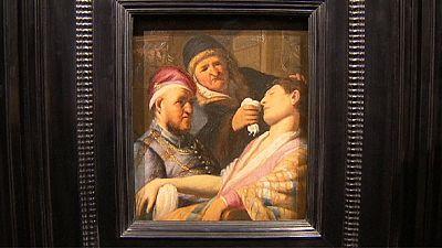 Verlorener Rembrand bei Kleinauktion entdeckt