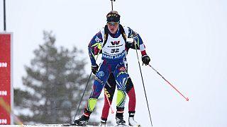 الفرنسية ماري دوران تفوز بالبياتلون في أوسلو