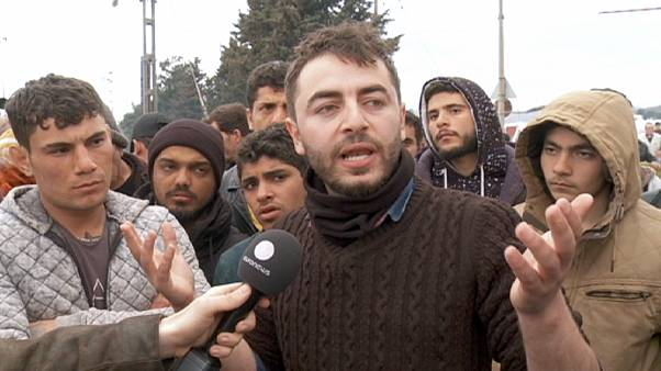 Fighting despair in Idomeni