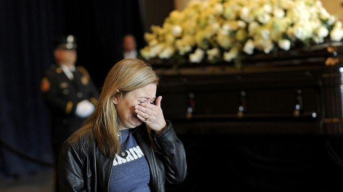 A kaliforniai elnöki sírboltban nyugszik majd Nancy Reagan