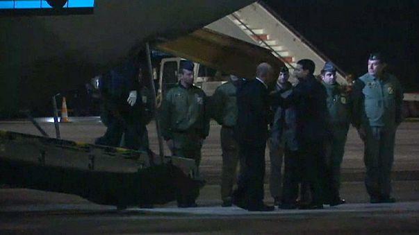 Italie : retour des dépouilles de 2 otages tués en Libye